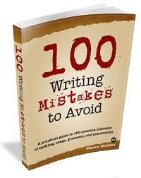 100 writing mistakes book