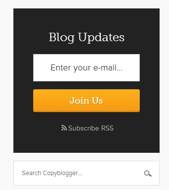 copyblogger-email-subscriptions-screenshot