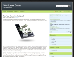 decker wordpress theme