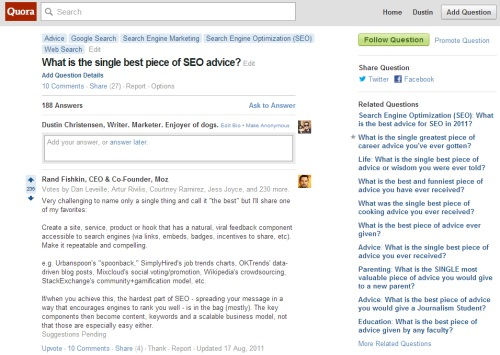 quora-seo-search