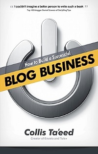 how to build a blog business
