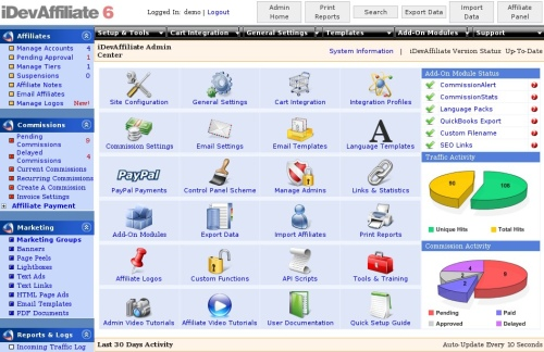 Dating affiliate software by idevaffiliate affiliate